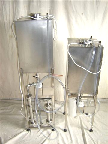 50L vodka filtration unit